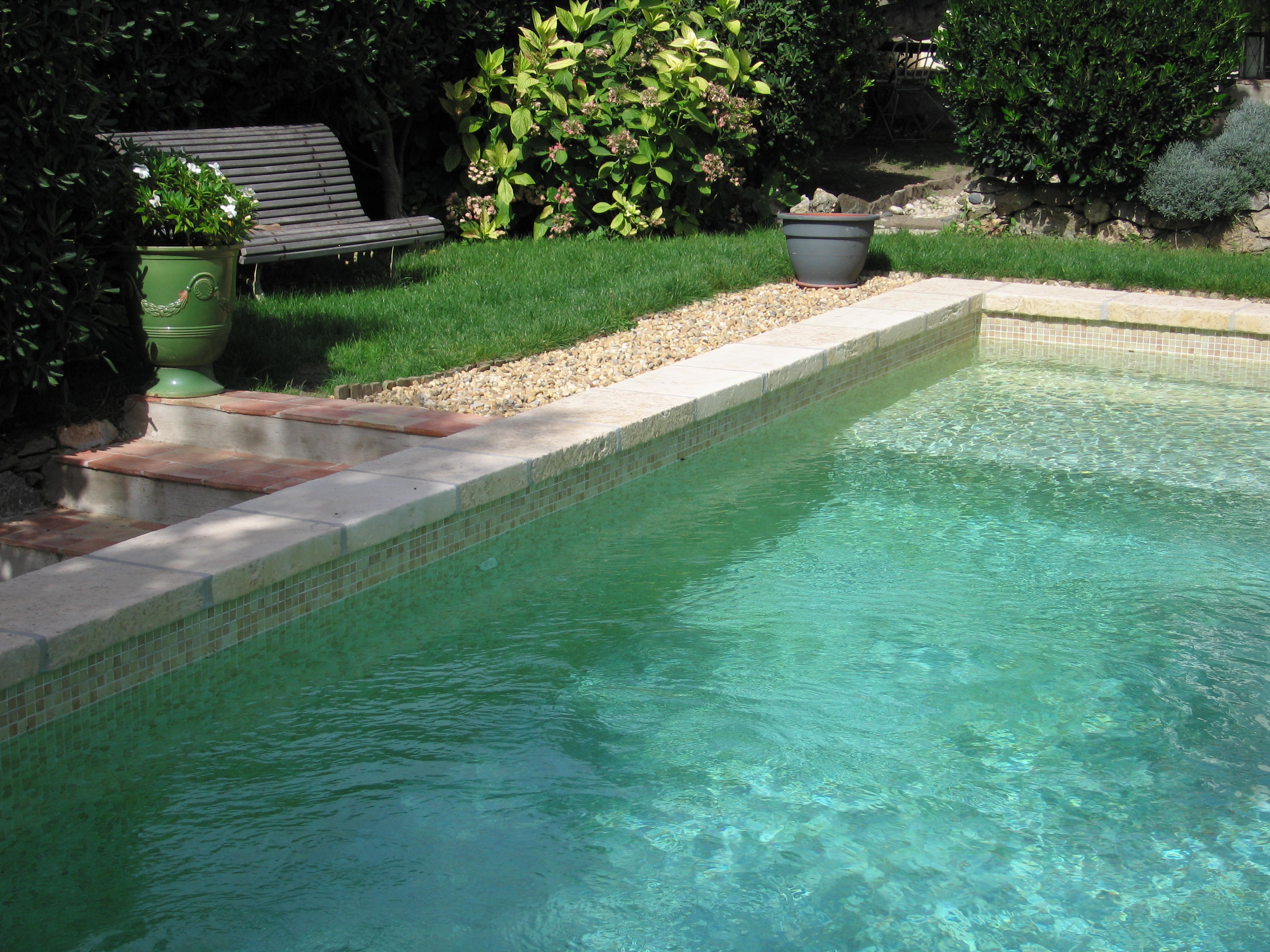 Piscine palatino for Piscine 5x5