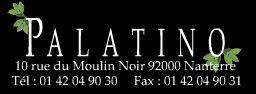 Palatino logo