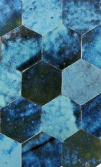 compo hexa bleu magic