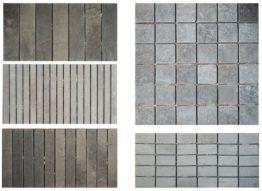 Mosaique Foussana 5x5-2.5x5-4x15-2.5x15-1.5x15