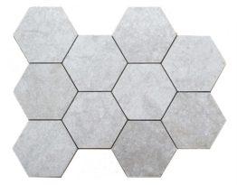 Seliana hexagone antique